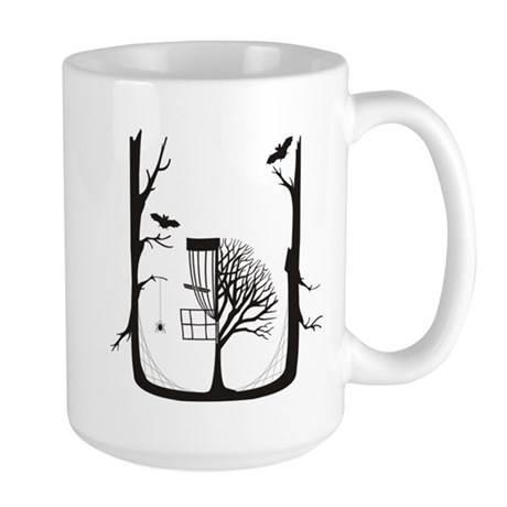 Macomb Disc Golf Large Mug