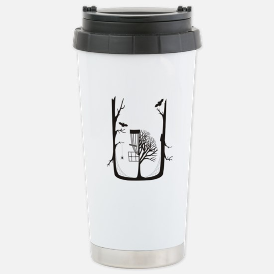 Macomb Disc Golf Stainless Steel Travel Mug