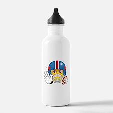 FOOTBALL SMILEY Water Bottle