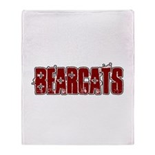 BEARCATS *16* Throw Blanket
