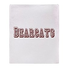 BEARCATS (7) Throw Blanket