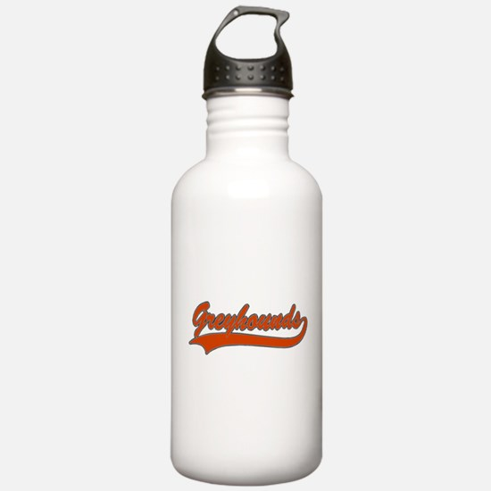 GREYHOUNDS (1) Water Bottle