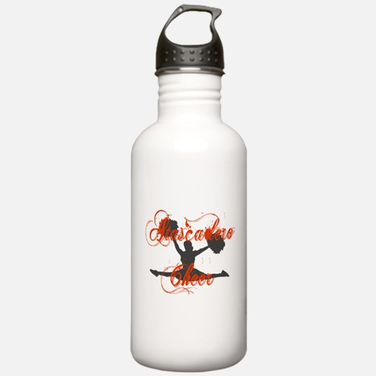 ATASCADERO CHEER (2) Water Bottle