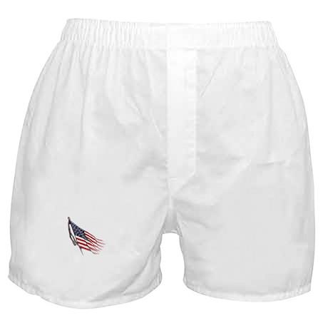 Waving Flag Boxer Shorts