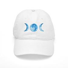 Three Phase Moon Baseball Cap