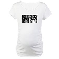 Toxicology Rock Star Shirt