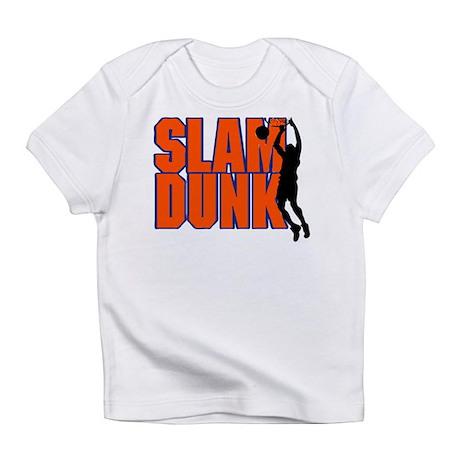 SLAM DUNK *2* {orange/blue} Infant T-Shirt