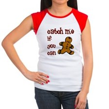 Catch Me - Women's Cap Sleeve T-Shirt