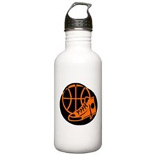 BASKETBALL *32* [orange} Water Bottle