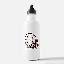 BASKETBALL *22* {crimson} Water Bottle