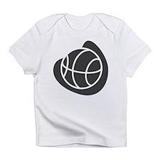 BASKETBALL *20* {gray} Infant T-Shirt