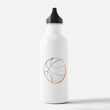 BASKETBALL *9* {orange} Water Bottle