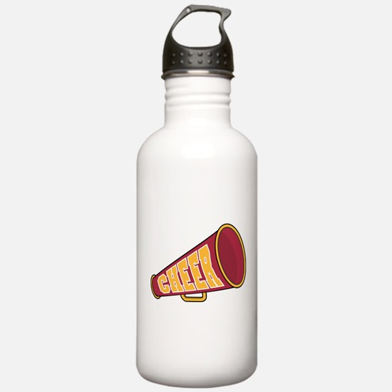 MEGAPHONE *1* {red/yellow} Water Bottle