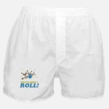 How I Roll Boxer Shorts