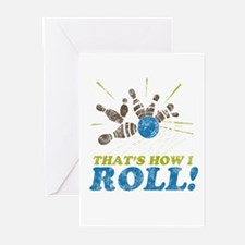 How I Roll Greeting Cards (Pk of 20)