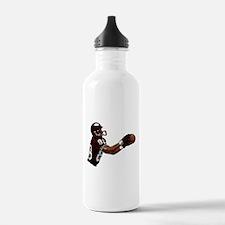 FOOTBALL *11* {crimson} Water Bottle