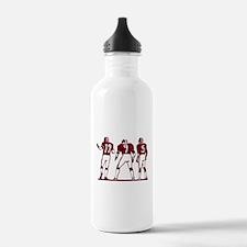 FOOTBALL *5* {crimson} Water Bottle