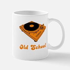 Old School Turntable Mug