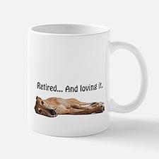 Greyhound Retired Mug