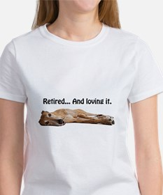Greyhound Retired Tee