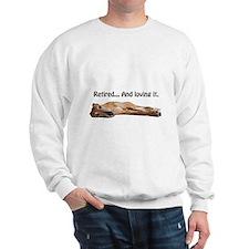 Greyhound Retired Sweatshirt