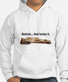 Greyhound Retired Hoodie