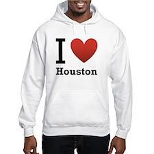 I Love Houston Hoodie