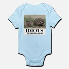 Cute Funny motivational Infant Bodysuit