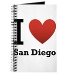 I Love San Diego Journal