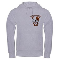 Hello Stafford Jumper Hoody - 2 sided image