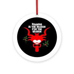 Krampus: Reason for the Season Ornament