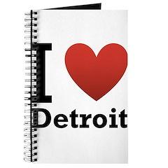 I Love Detroit Journal