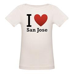 I Love San Jose Tee