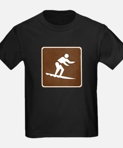Surfing Sign T