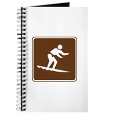 Surfing Sign Journal