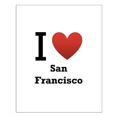 I Love San Francisco Posters