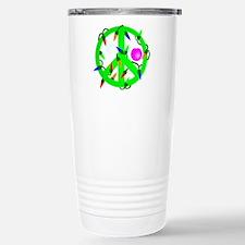 Peace For Christmas Travel Mug