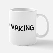 I Love Soap Making Mug