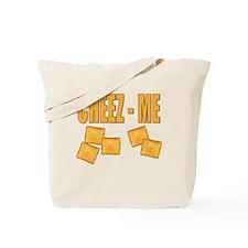 Cheez-Me Tote Bag