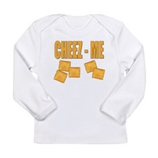 Cheez-Me Long Sleeve Infant T-Shirt