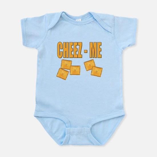 Cheez-Me Infant Bodysuit