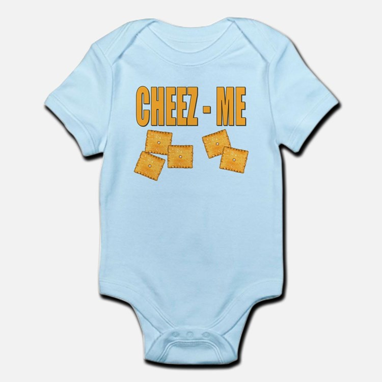 Cheez-Me Infant Bodysuit