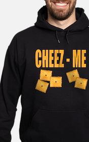 Cheez-Me Hoodie (dark)