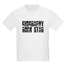 Geography Rock Star T-Shirt