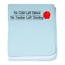 No Child left Behind baby blanket