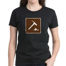 Rock Collecting Sign Tee