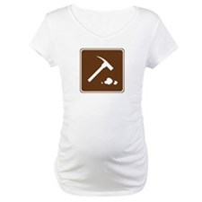 Rock Collecting Sign Shirt