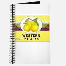Unique Pears Journal