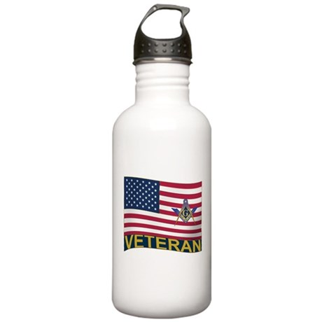 The Veteran Stainless Water Bottle 1.0L