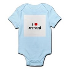 I * Armani Infant Creeper